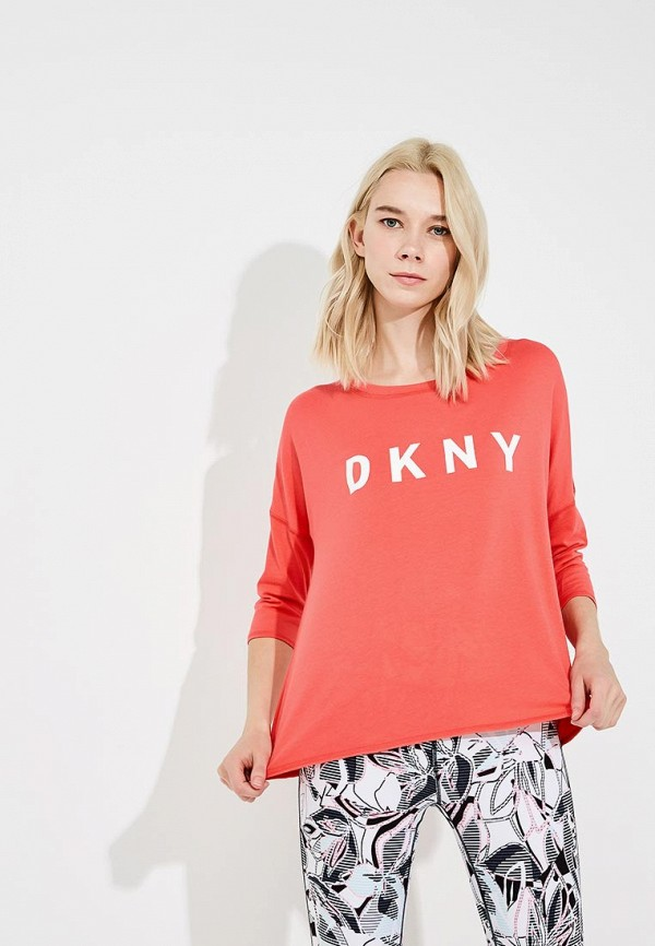 Фото Лонгслив DKNY DKNY DK001EWBTDX2 dk eyewitness top 10 travel guide scotland