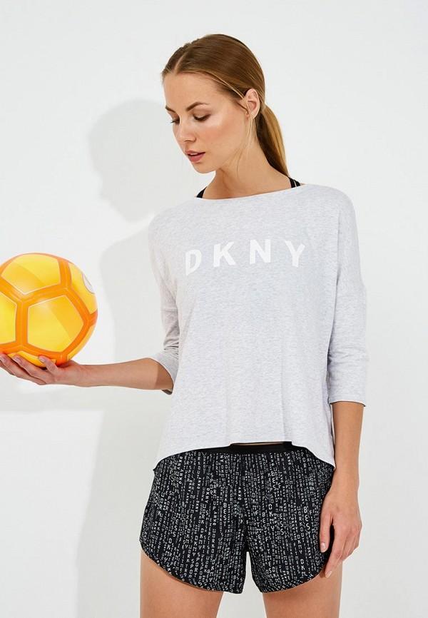 Лонгслив DKNY DKNY DK001EWBTDX4 лонгслив dkny dkny dk001ewbkuo4