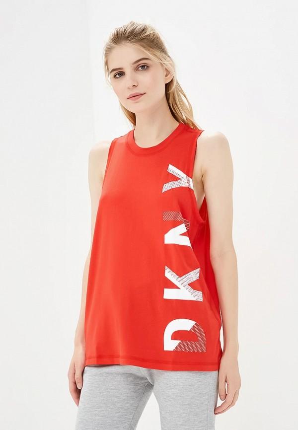 Фото - Майка DKNY DKNY DK001EWCATJ8 обувь на высокой платформе dkny