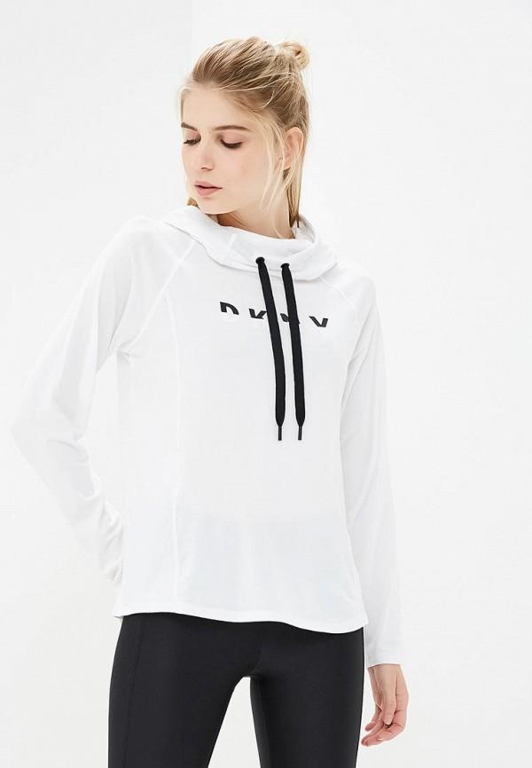 Купить Лонгслив DKNY, PERFORMANCE, DK001EWCATL0, белый, Осень-зима 2018/2019