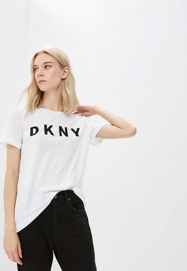 Футболка DKNY DKNY DK001EWCNSS0 cara d x dkny футболка
