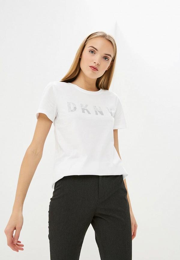 Футболка DKNY DKNY DK001EWCNSS9 футболка детская dkny q01548713