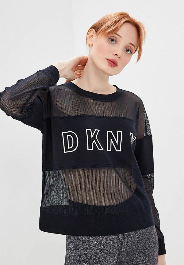 Фото - Свитшот DKNY DKNY DK001EWEBHJ4 обувь на высокой платформе dkny