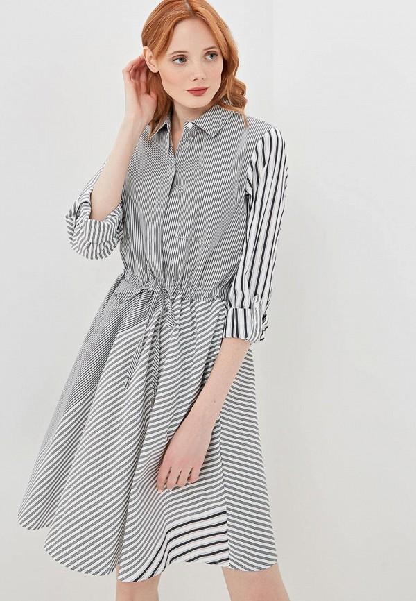 Платье DKNY DKNY DK001EWEYXE0 платье dkny 2015