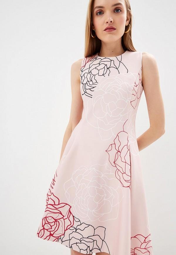 Платье DKNY DKNY DK001EWEYXZ4 цена 2017