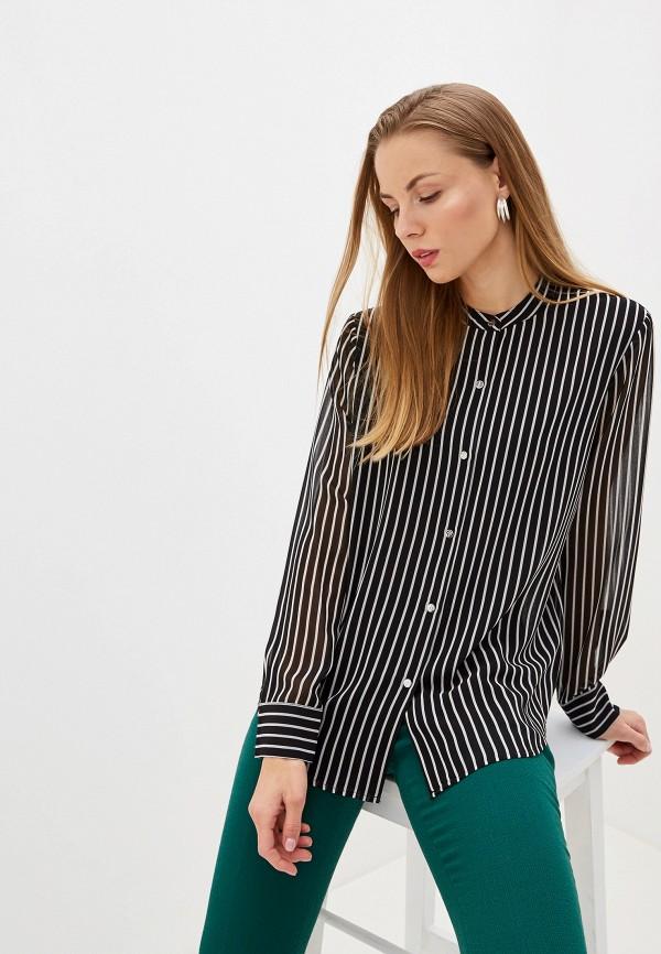 Купить Блузу DKNY черного цвета