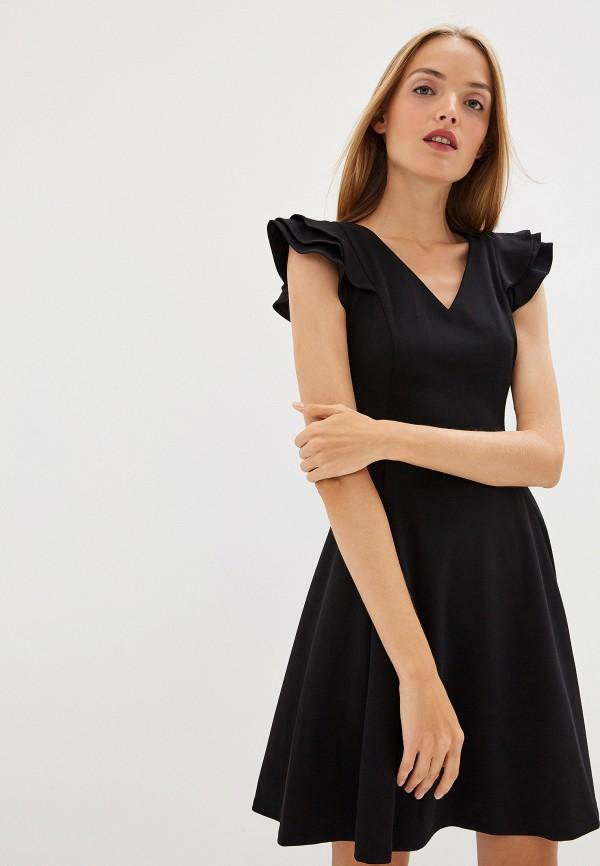 Платье DKNY DKNY DK001EWFNVI2 цена 2017