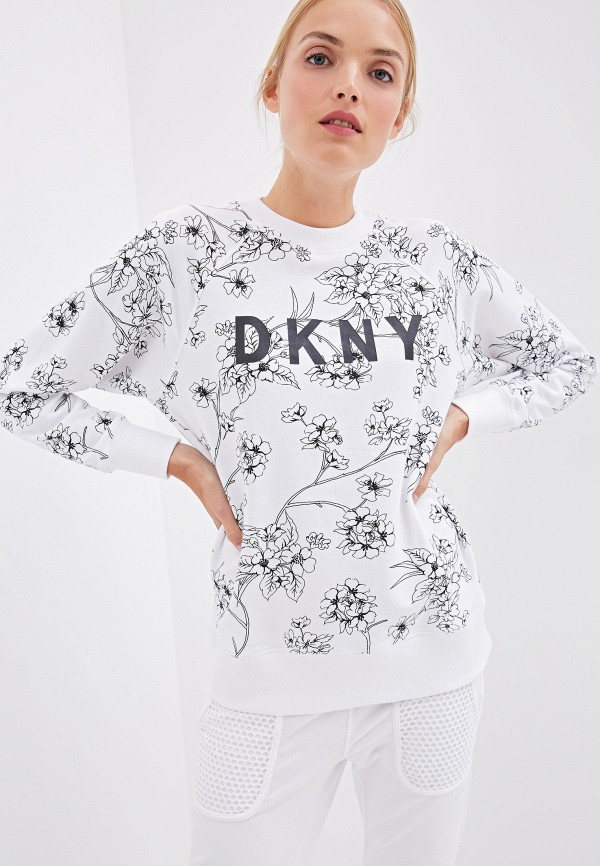 Свитшот DKNY DKNY DK001EWFNVJ9 свитшот dkny dkny dk001ewcatl2