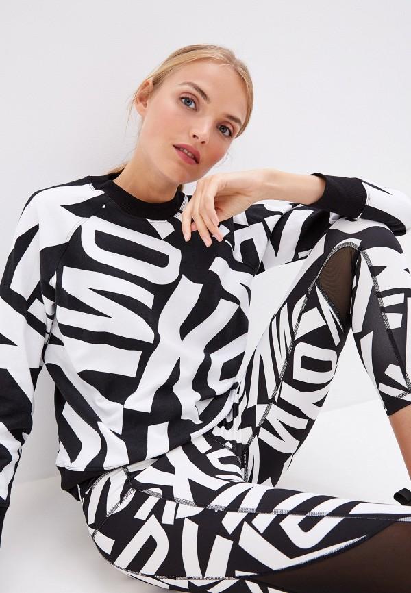 Фото - Свитшот DKNY белого цвета