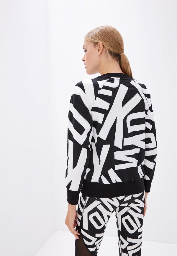 Фото 3 - Свитшот DKNY белого цвета