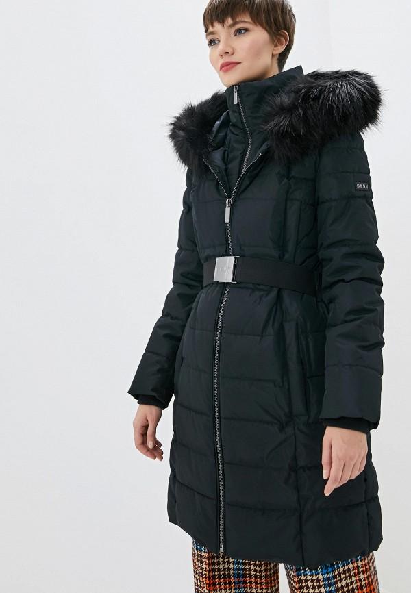 Куртка утепленная DKNY DKNY DK001EWGSRL3 часы dkny dkny dk001dwddgu1
