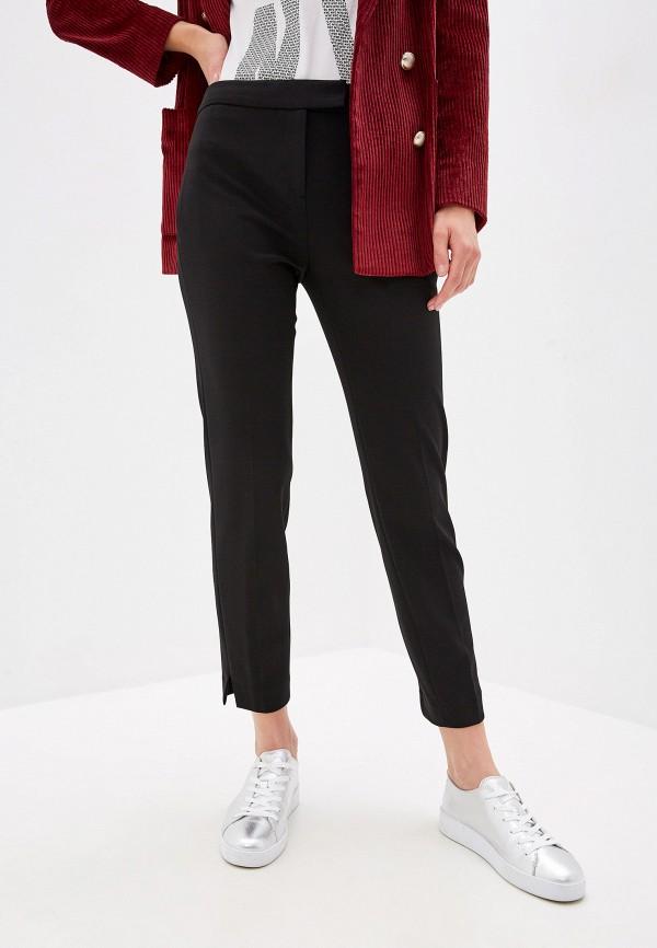 женские классические брюки dkny, черные