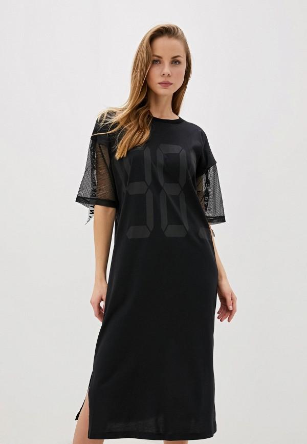 Платье DKNY DKNY DK001EWGSTN1 цена 2017