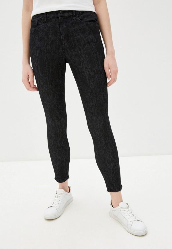 женские джинсы dkny, серые