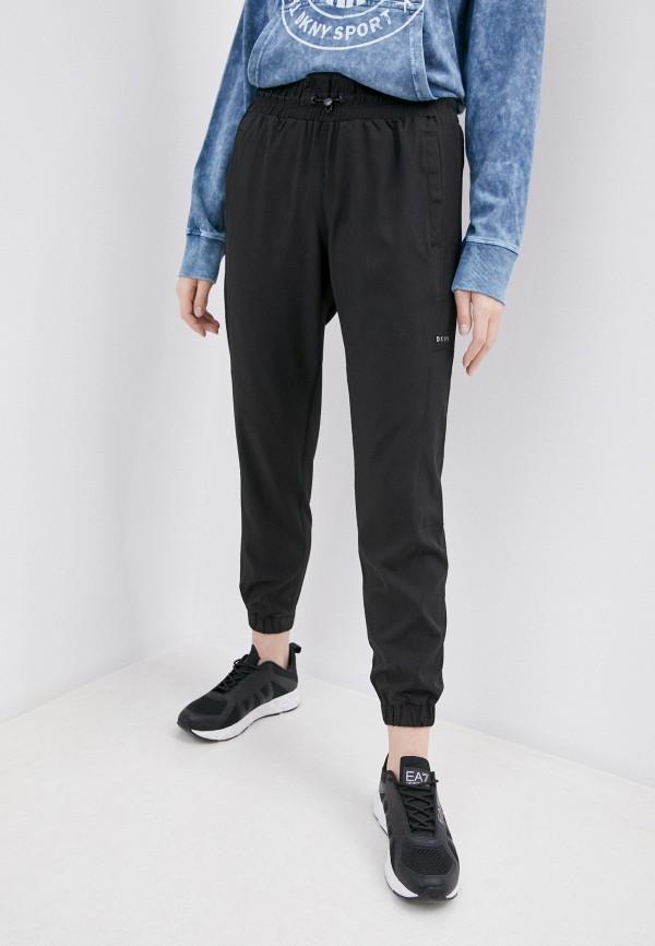 женские спортивные брюки dkny, черные