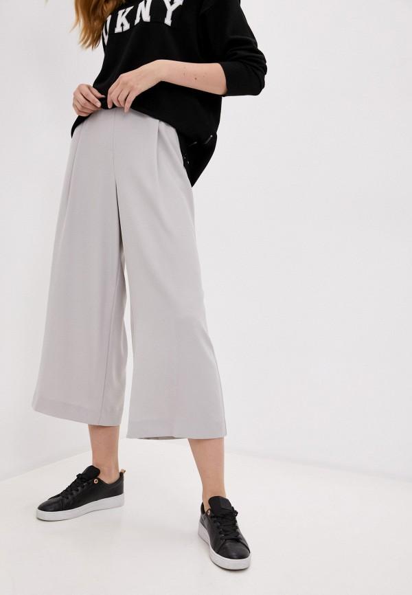 женские брюки dkny, серые