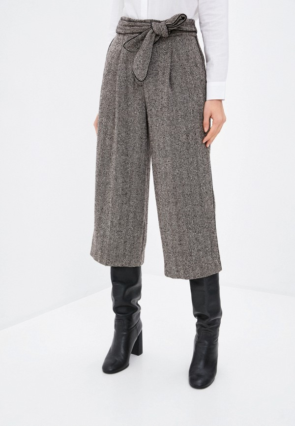 женские брюки dkny, бежевые