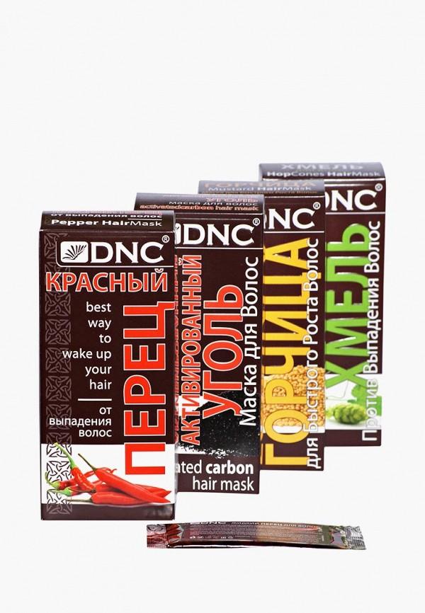 Набор масок для волос DNC DNC DN001LWCNID3 dnc набор филлер для волос 3 15 мл и шелк для волос 4 10 мл