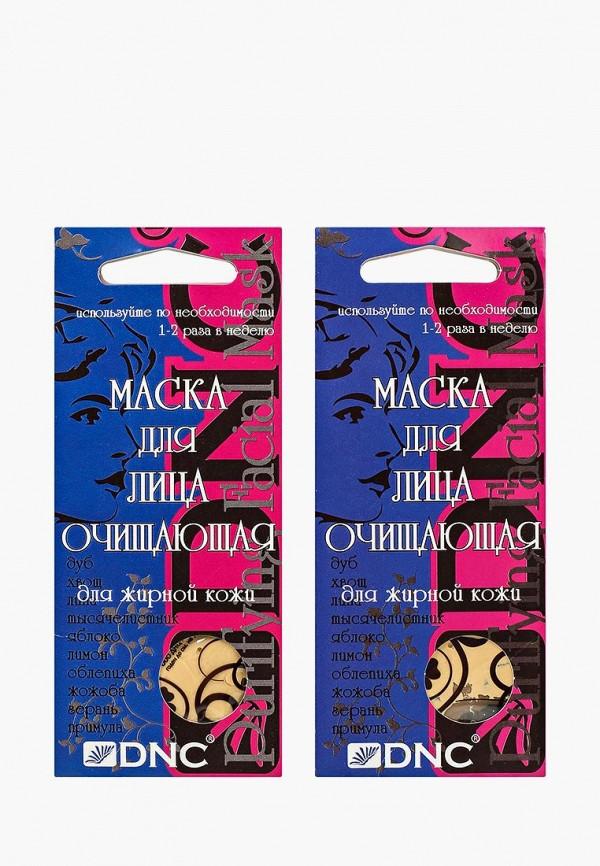 Купить Набор масок для лица DNC, очищающие, из 2 шт, 3*15 мл, DN001LWTAX66, Весна-лето 2018