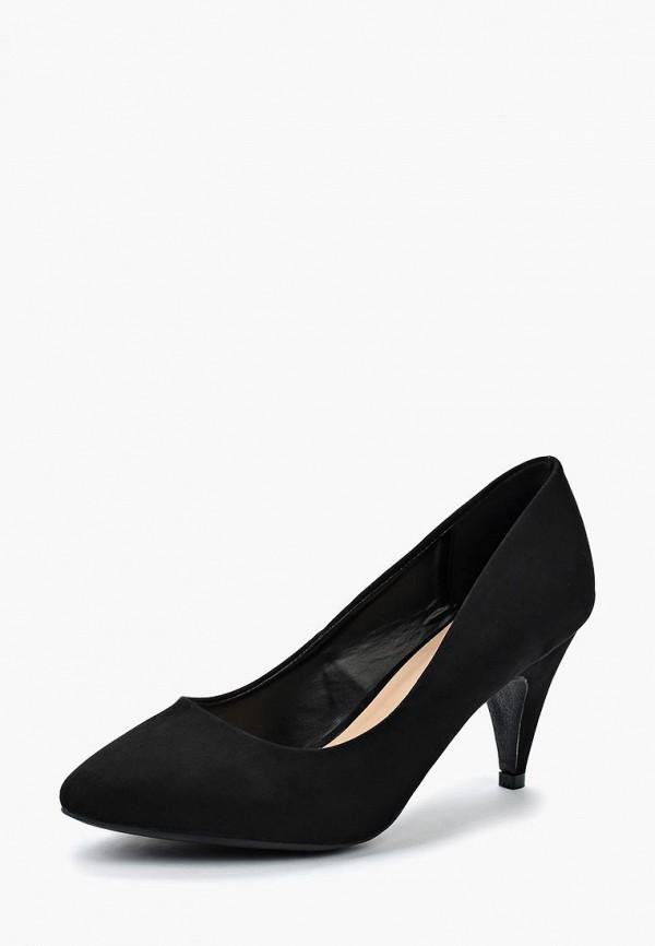 Купить Туфли Dorothy Perkins, do005awahzb8, черный, Весна-лето 2018