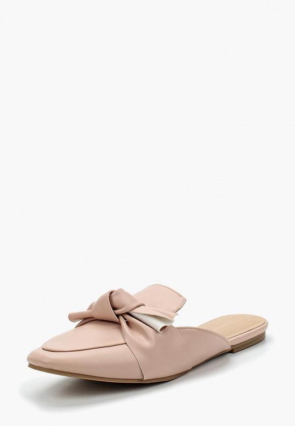 Купить Сабо Dorothy Perkins, do005awarws8, розовый, Весна-лето 2018