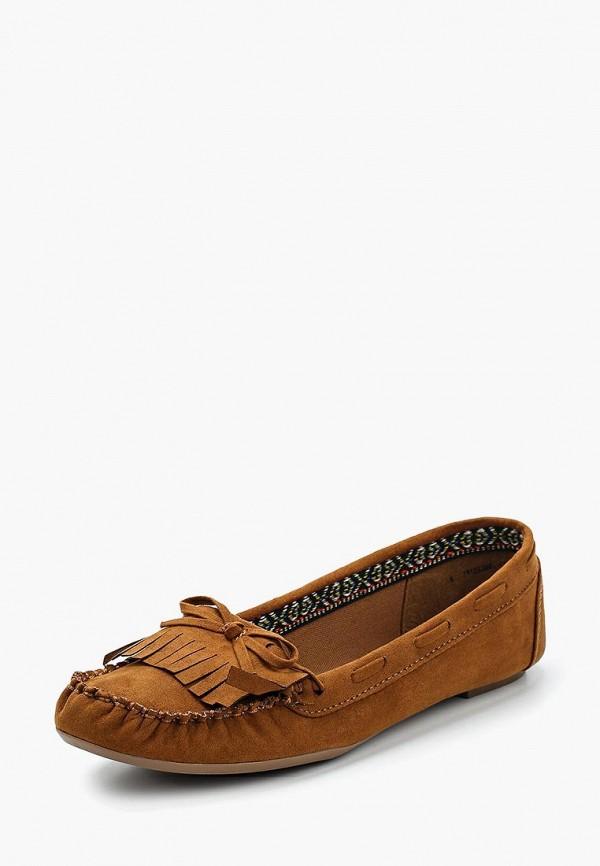 Купить Мокасины Dorothy Perkins, DO005AWASBG9, коричневый, Весна-лето 2018