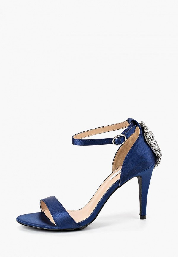 женские босоножки dorothy perkins, синие