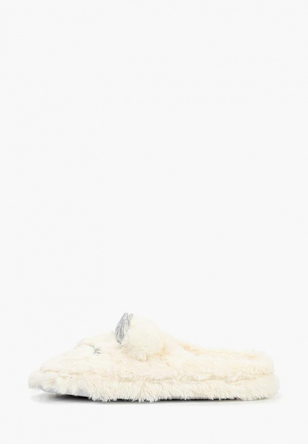 женские тапочки dorothy perkins, белые