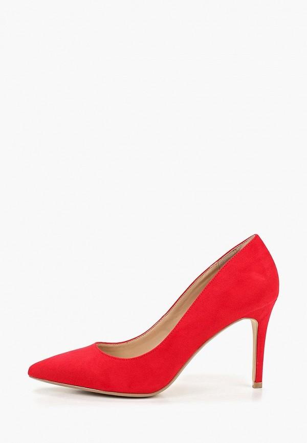 женские туфли dorothy perkins, красные