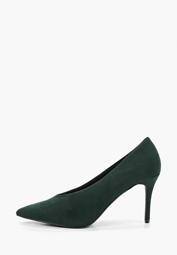 Фото - женские туфли Dorothy Perkins зеленого цвета