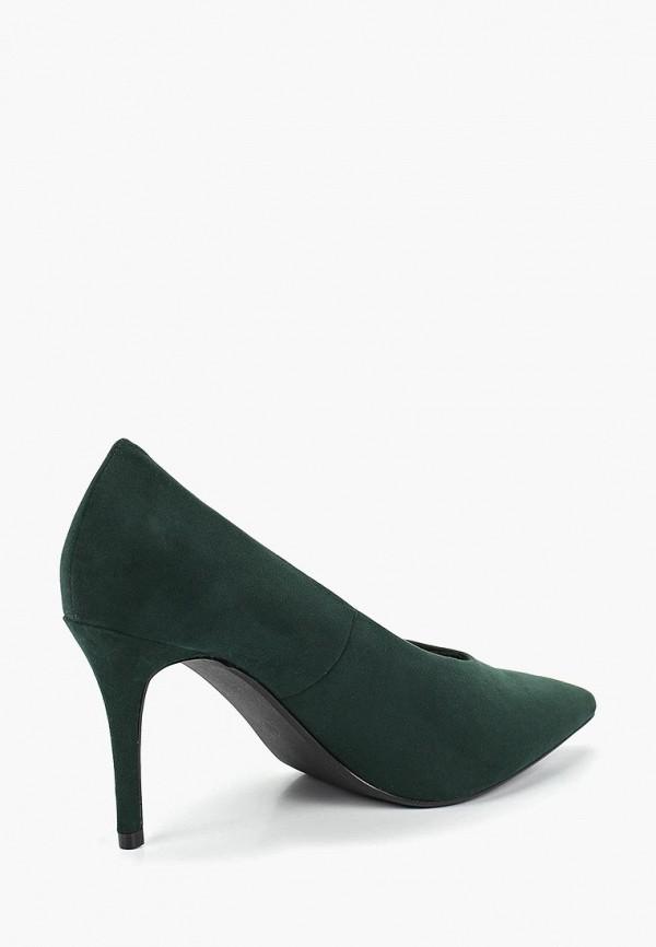 Фото 3 - женские туфли Dorothy Perkins зеленого цвета
