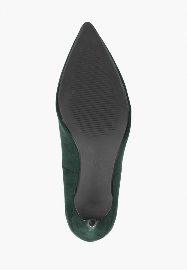 Фото 5 - женские туфли Dorothy Perkins зеленого цвета