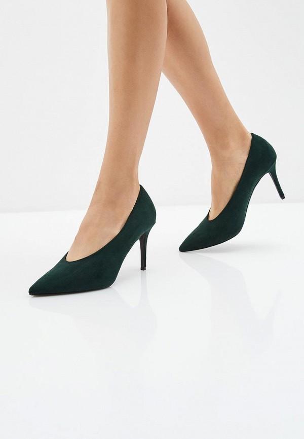 Фото 6 - женские туфли Dorothy Perkins зеленого цвета