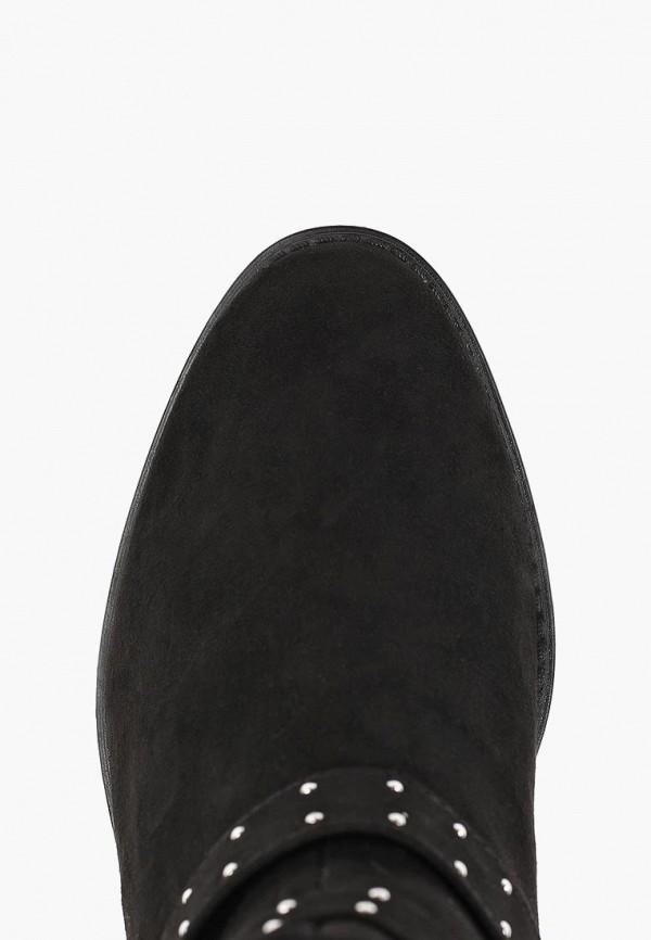 Фото 10 - женские ботинки и полуботинки Dorothy Perkins черного цвета