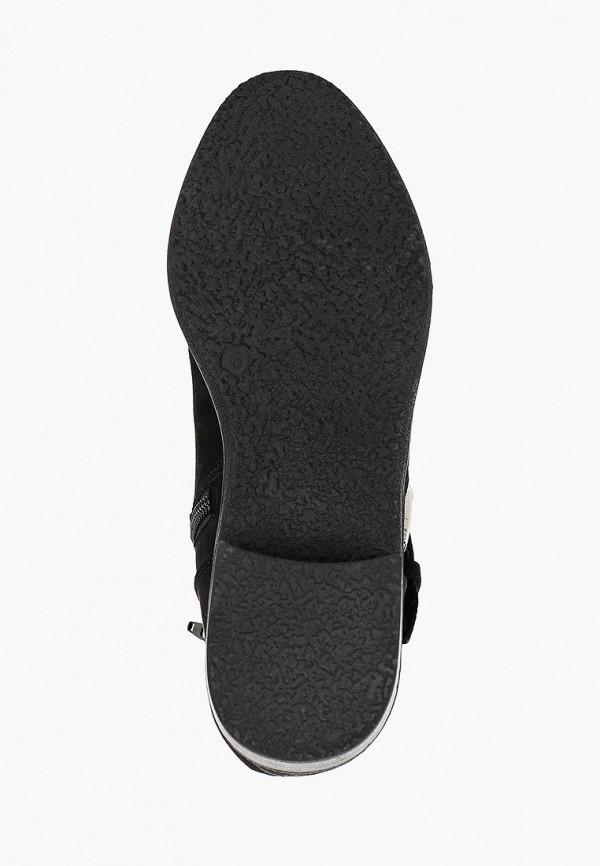Фото 11 - женские ботинки и полуботинки Dorothy Perkins черного цвета