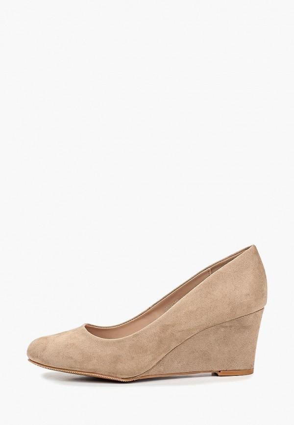 Фото - женские туфли Dorothy Perkins бежевого цвета