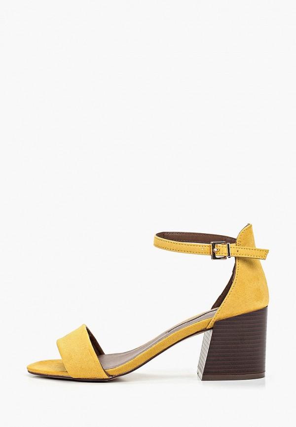 женские босоножки dorothy perkins, желтые
