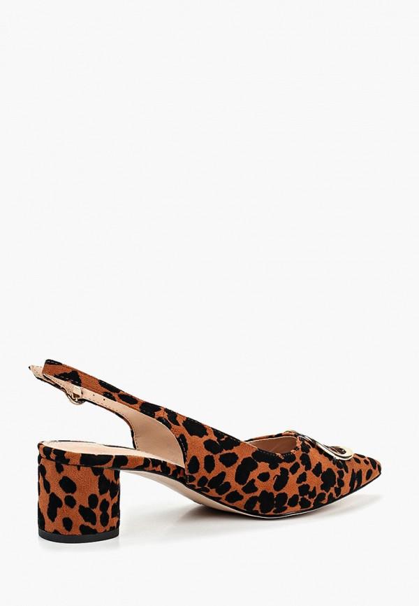 Фото 3 - женские туфли Dorothy Perkins коричневого цвета