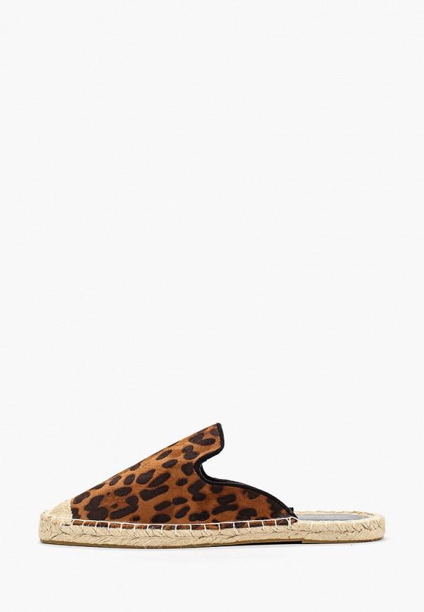 женские эспадрильи dorothy perkins, коричневые