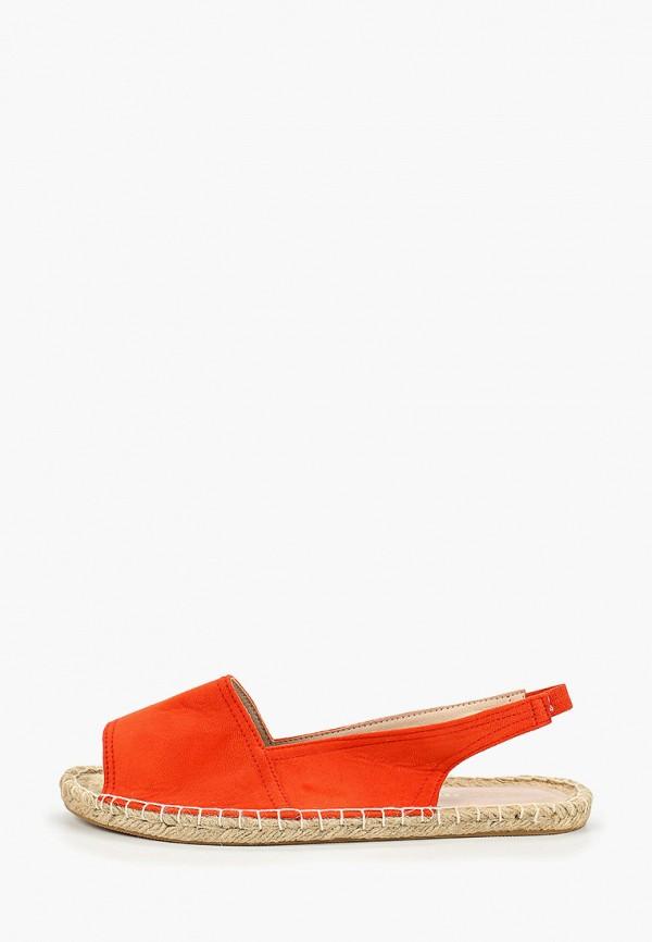 женские сандалии dorothy perkins, оранжевые