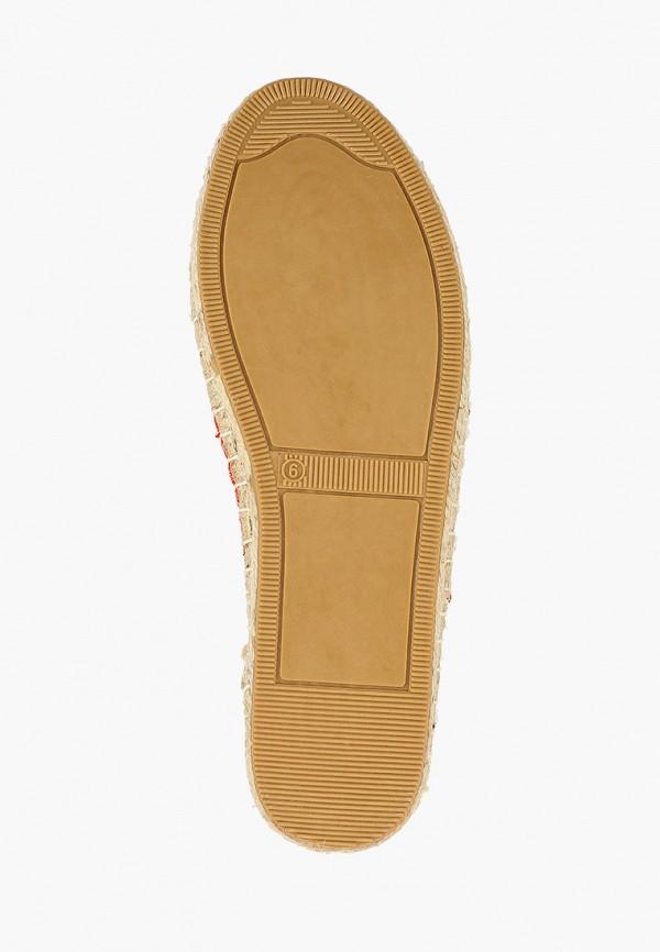 Фото 5 - женские сандали Dorothy Perkins оранжевого цвета