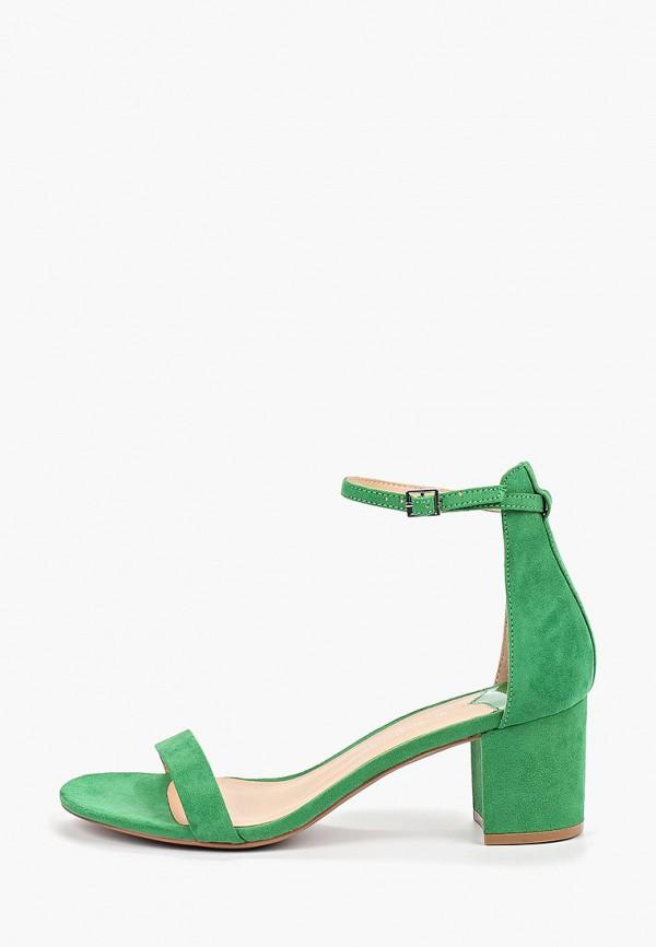 женские босоножки dorothy perkins, зеленые