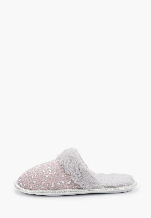 женские тапочки dorothy perkins, розовые