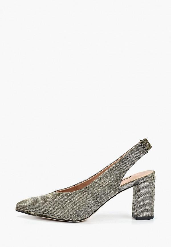 женские туфли dorothy perkins, золотые