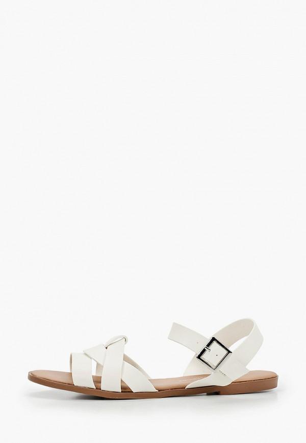 женские сандалии dorothy perkins, белые