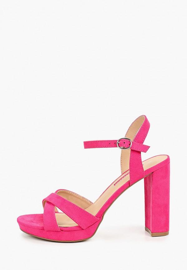 женские босоножки dorothy perkins, розовые
