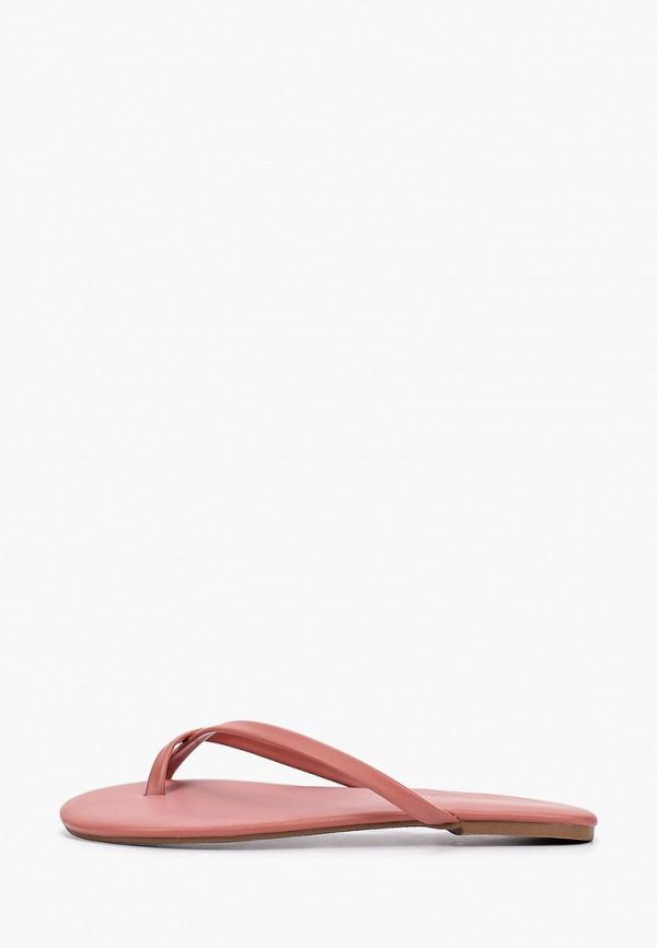 женское сабо dorothy perkins, розовое