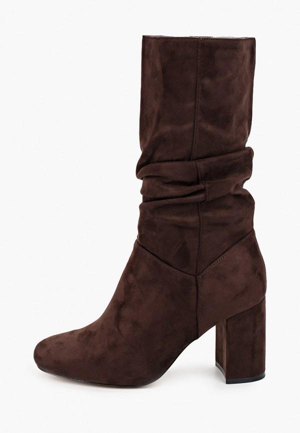 женские сапоги dorothy perkins, коричневые