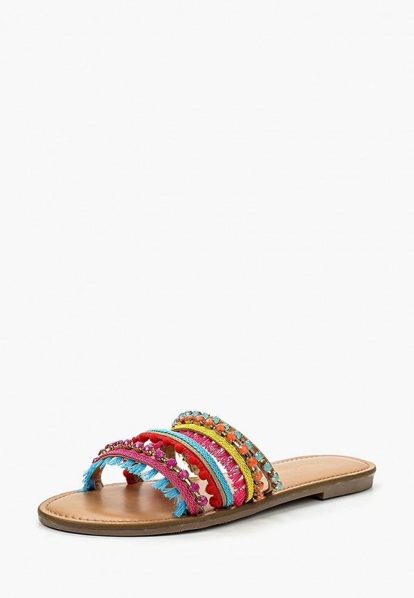 Купить Сабо Dorothy Perkins, do005awtft65, разноцветный, Весна-лето 2017