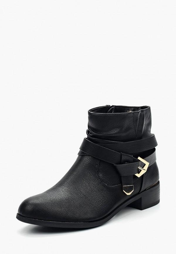Купить Ботинки Dorothy Perkins, do005awwpp11, черный, Осень-зима 2017/2018